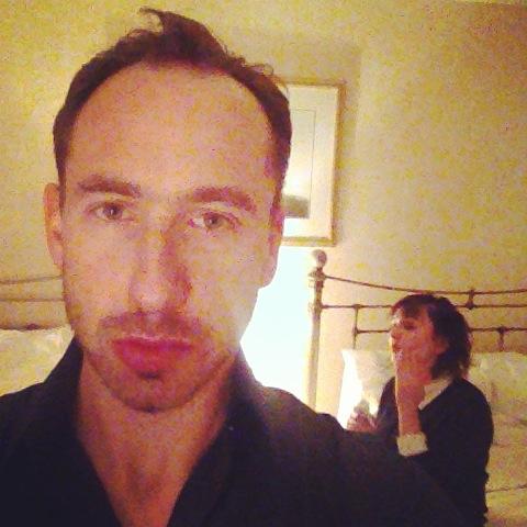 NYC selfie